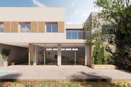 Exterior Nature - Arquitectura
