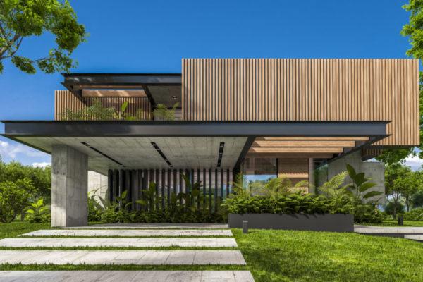 Portfolio - Maison Verde Exterior 2