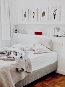 Portfolio - White is White Dormitorio